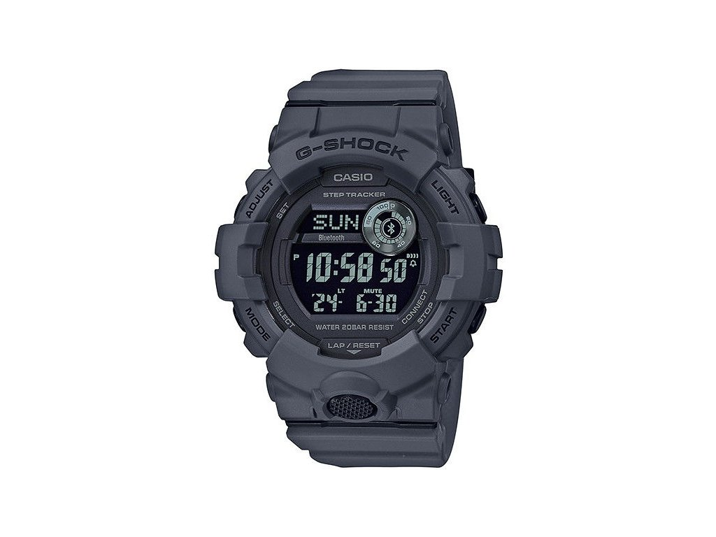 casio g shock g squad gbd 800uc 8er utility color series 182102 199247
