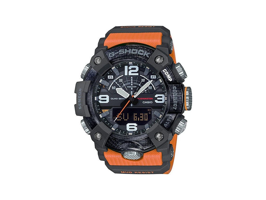 casio g shock mudmaster gg b100 1a9er carbon core guard 183976 204216