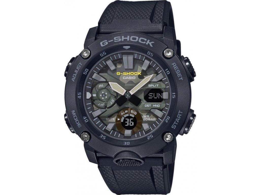 casio g shock ga 2000su 1aer carbon core guard utility colors series 188880 214777