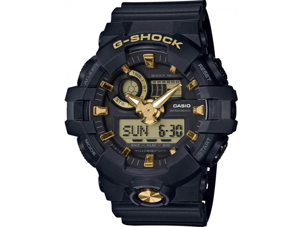 casio g shock original ga 710b 1a9er 173113 185376