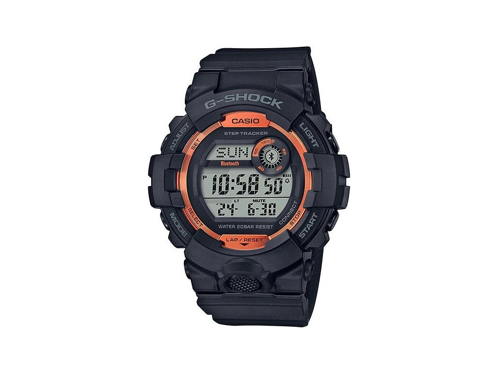 casio g shock g squad gbd 800sf 1er fire package 2020 limited edition 197715 218291