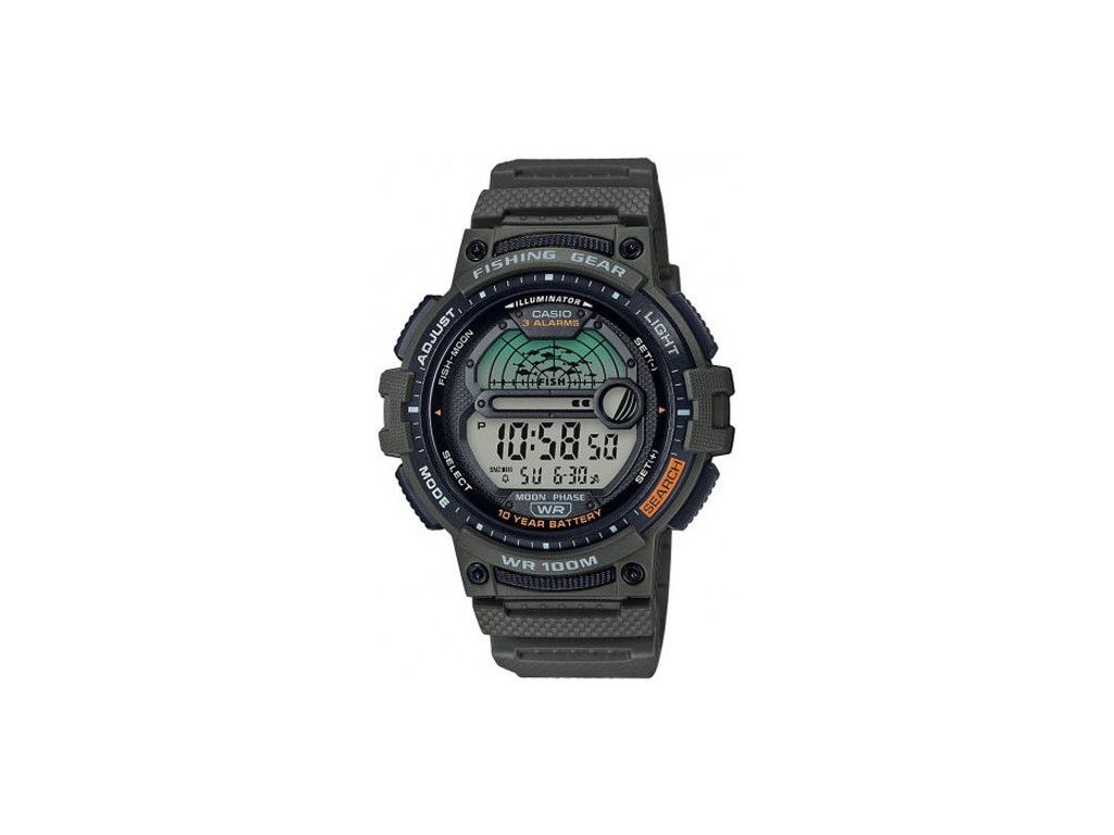 casio collection fishing gear ws 1200h 3avef 188890 214858
