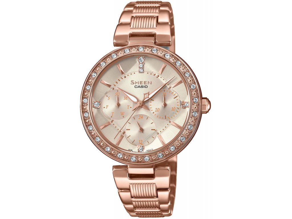 casio sheen she 3068pg 4auer 186335 1