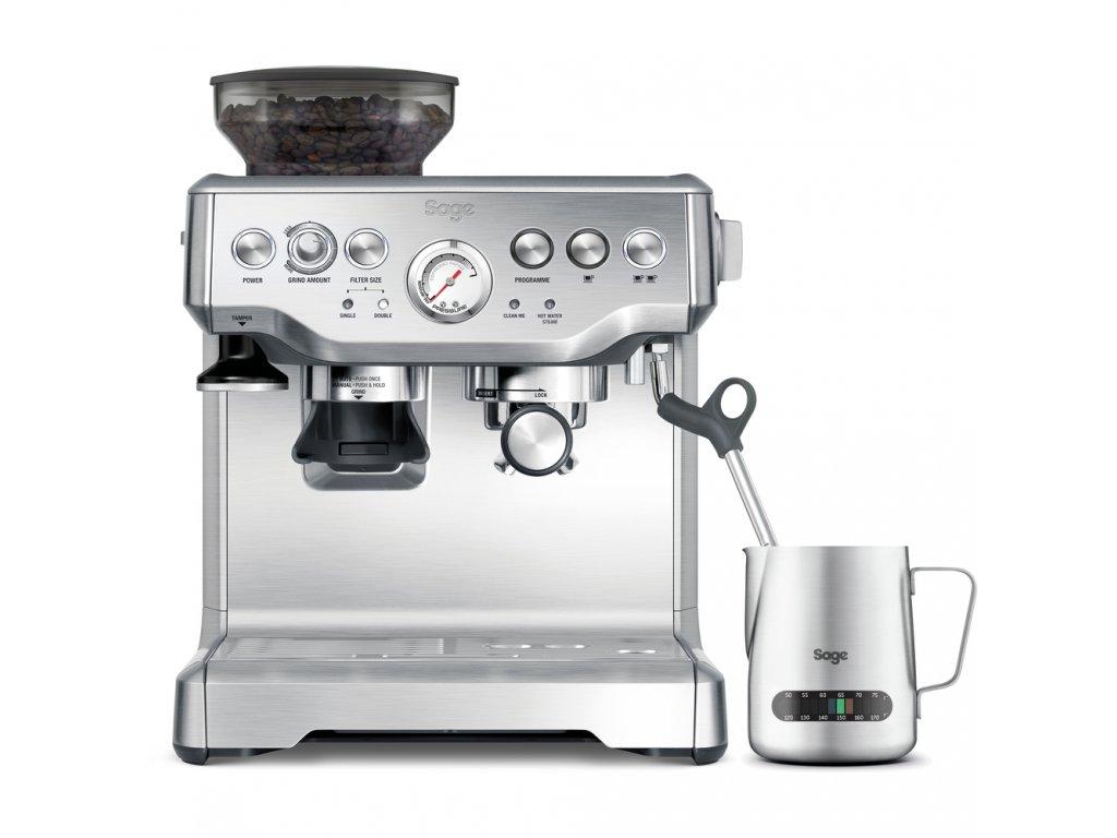 Sage kávovar BES875BSS