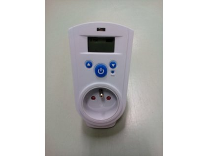 Zásuvkový termostat TH-928T