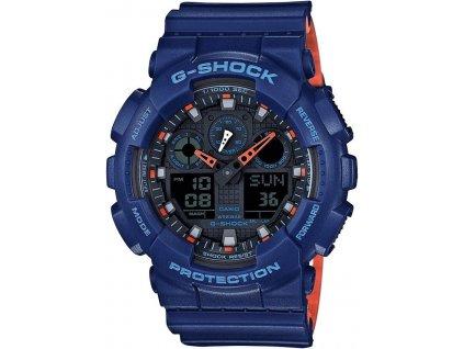 casio g shock original ga 100l 2aer layered band military color special edition 117728 182348