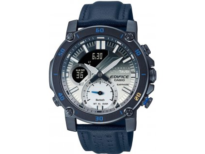 casio edifice ecb 20at 2aer scuderia alphatauri 2020 limited edition 208838 1
