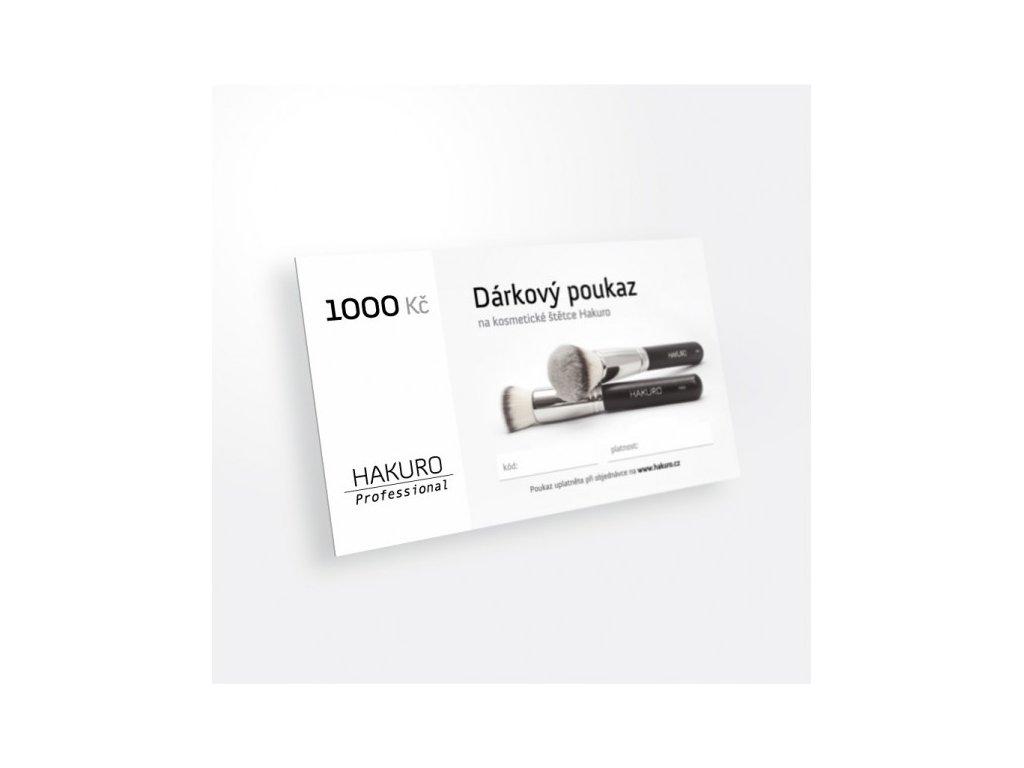 darkovy poukaz na 1000 kc
