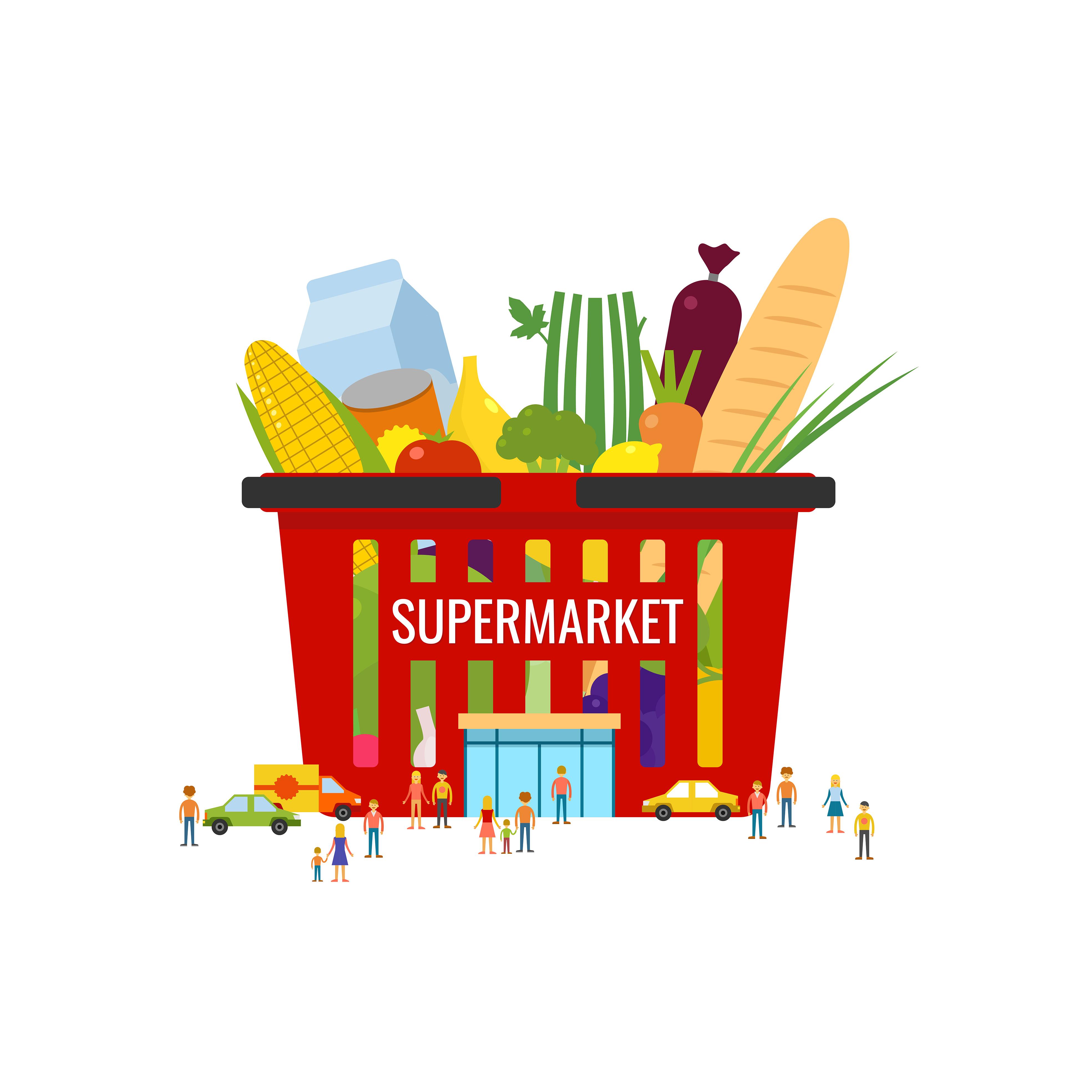 Obchody - Velké a náročné provozy
