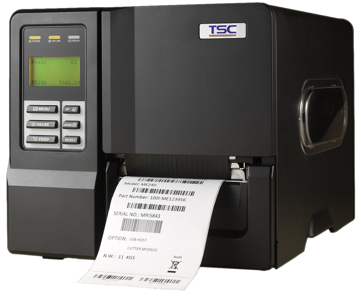 TSC tiskárny střední zátěž