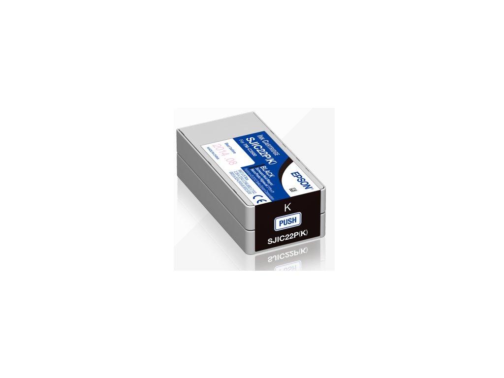 INK CARTRIDGE FOR COLORWORKS C3500 (BLACK)