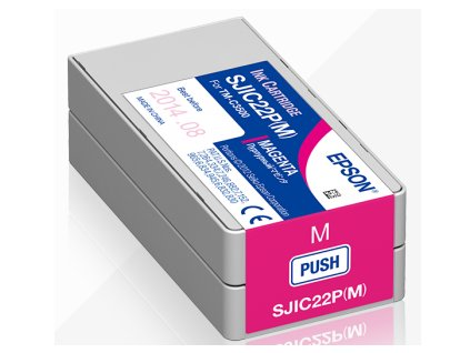 INK CARTRIDGE FOR COLORWORKS C3500 (MAGENTA)