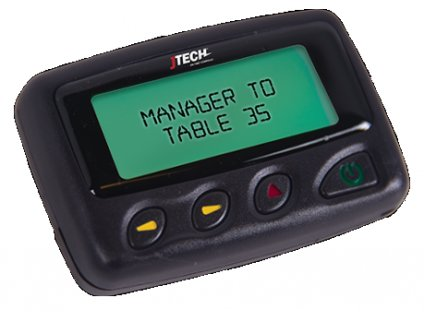 Alpha Numeric Pager