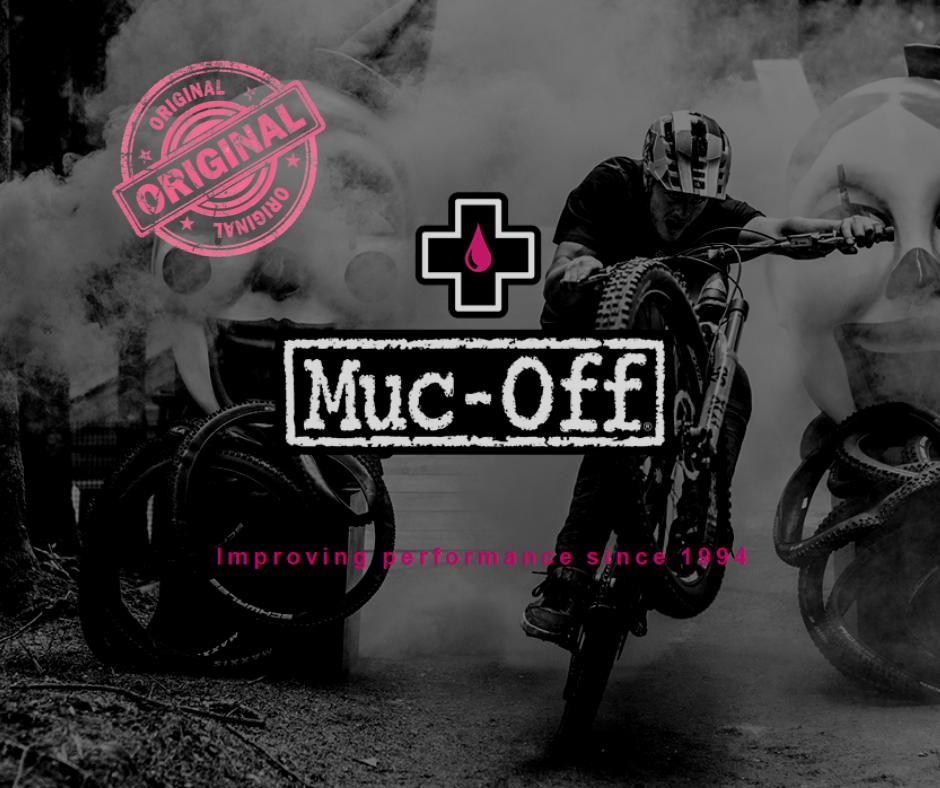 Zaručujeme 100% originalitu zboží MUC-OFF
