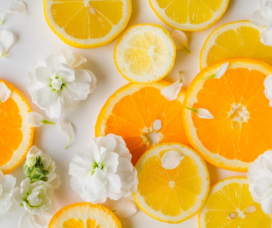 citron-pomeranč
