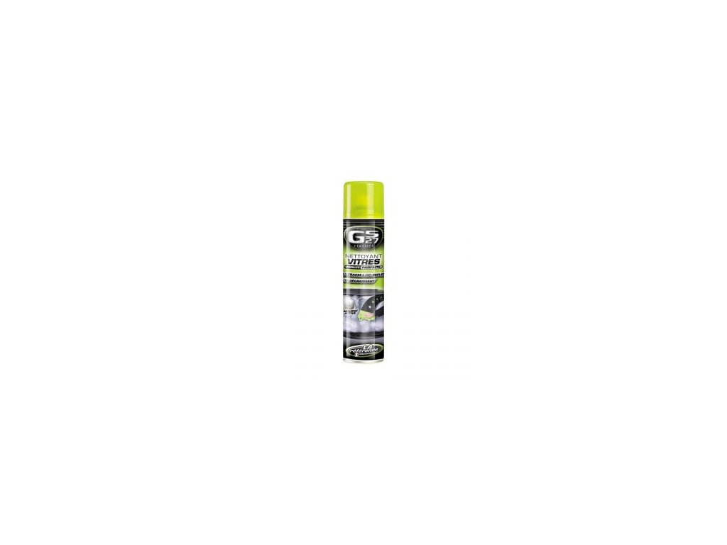 11777 gs27 glass cleaner 400ml
