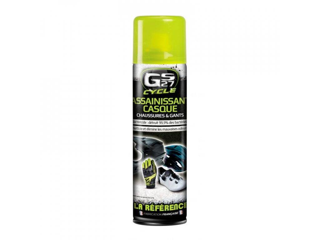 11861 gs27 helmet shoes and gloves sanitizer