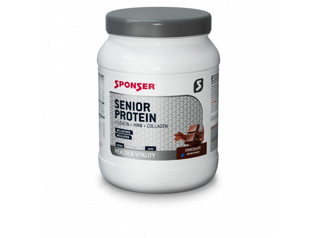SPONSER SENIOR PROTEIN 455 g (Příchuť Orange-Yoghurt)