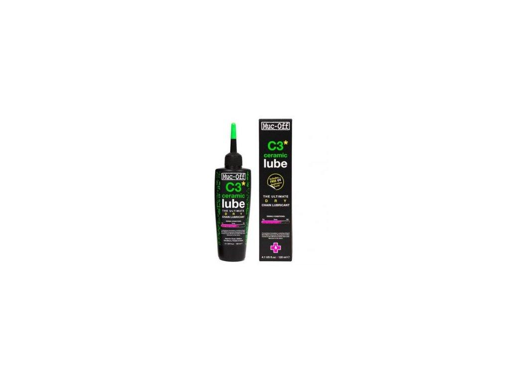 Muc-Off C3 Dry Lube (Objem balení 50 ml)