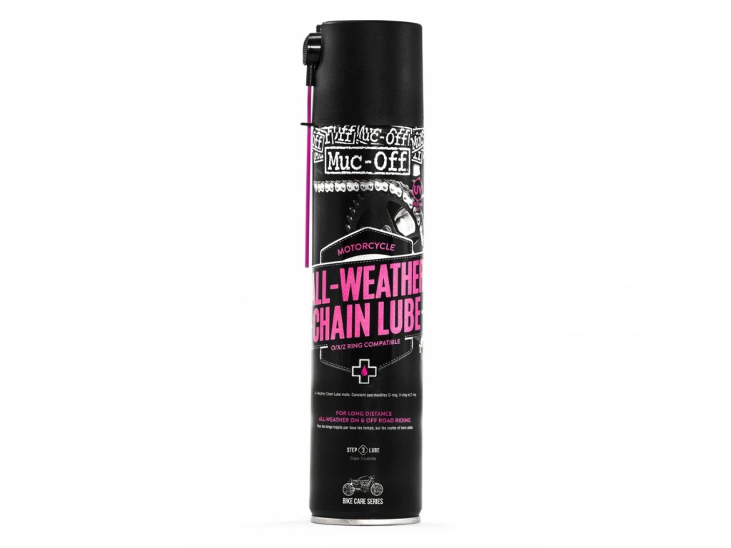 9395 motorcycle all weather chain lube 400ml