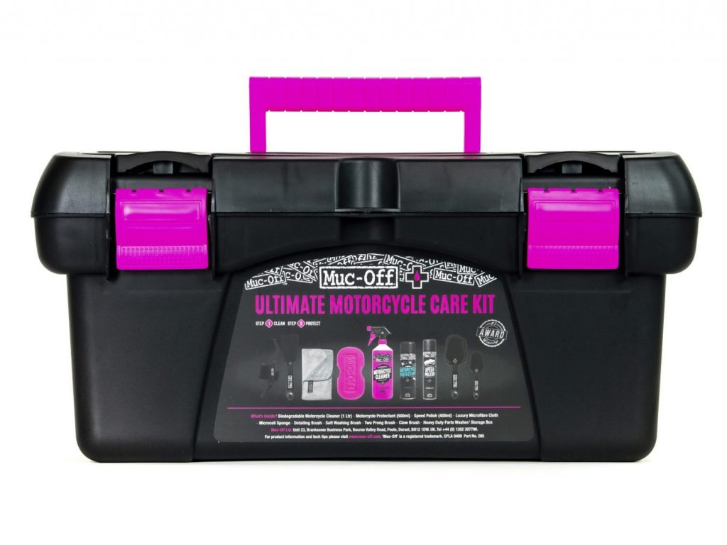 9512 ultimate moto cleaning kit