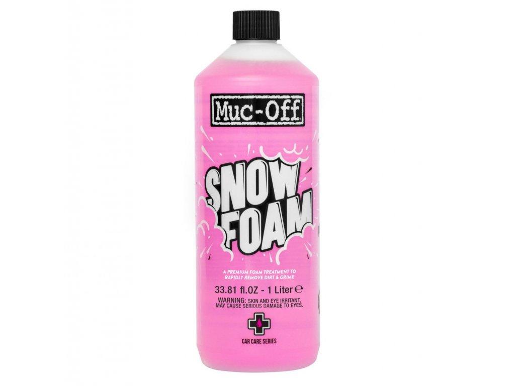 MUC-OFF SNOW FOAM - Aktivní předmývací pěna