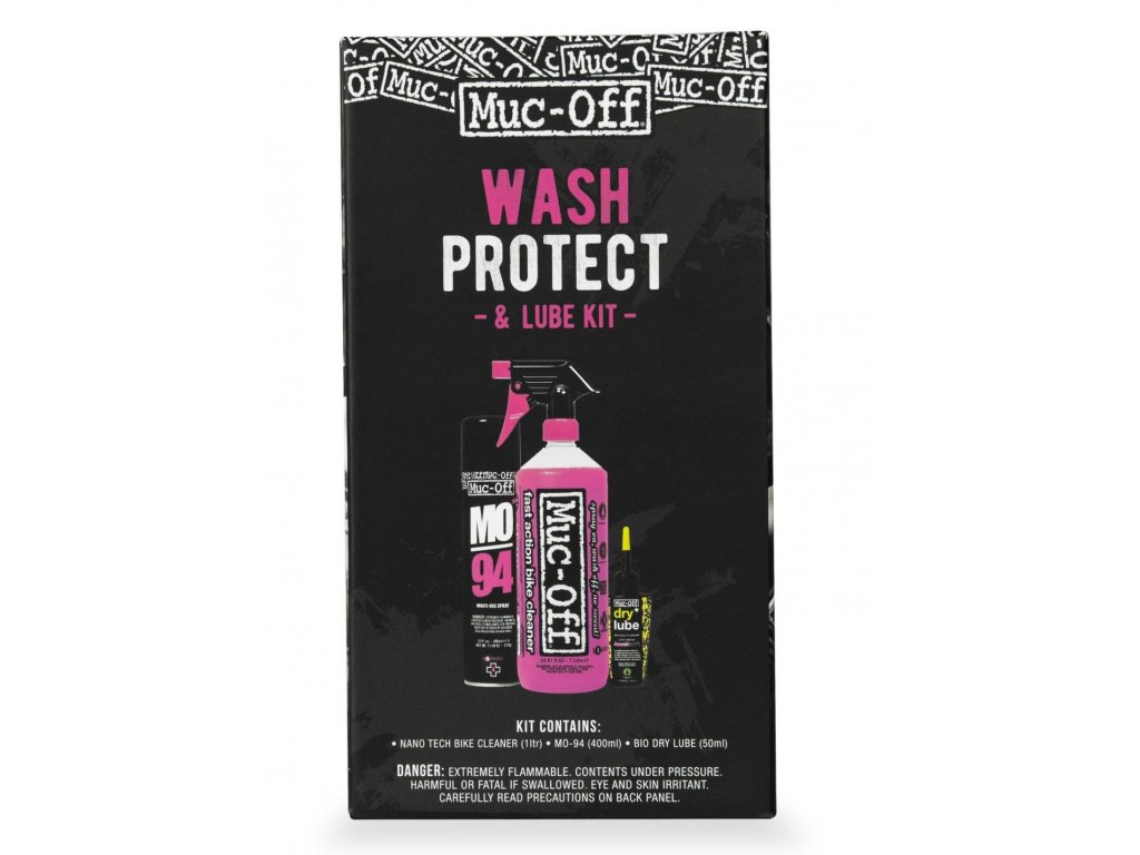 Wash, Protect & Lube Dry KIT