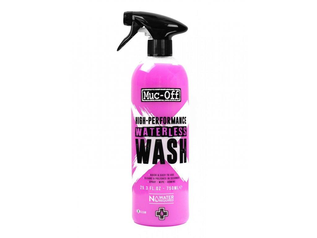 9827 muc off high performance waterless wash 750ml
