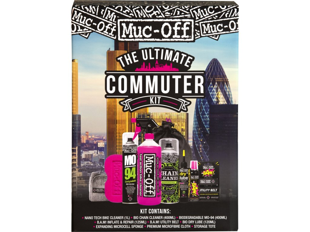 9860 muc off the ultimate commuter kit