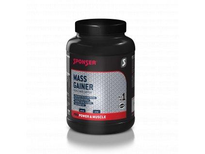 SPONSER MASS GAINER 1200 g (Příchuť Vanilla)