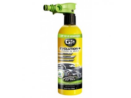 11582 gs27 evolution wash wax shampoo 750ml