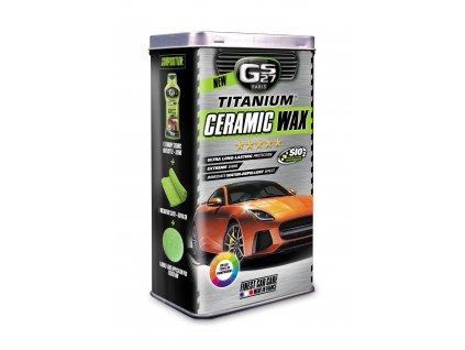 11954 gs27 titanium ceramic wax