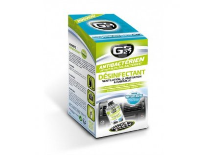 GS27 AIR-CON SANITIZER 150ml (Vůně New Car)