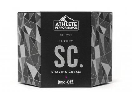 9437 muc off luxury shaving cream 250ml