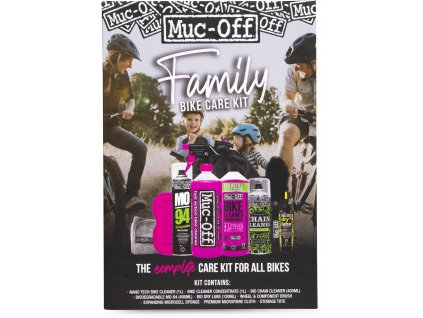 9923 muc off family bike care kit