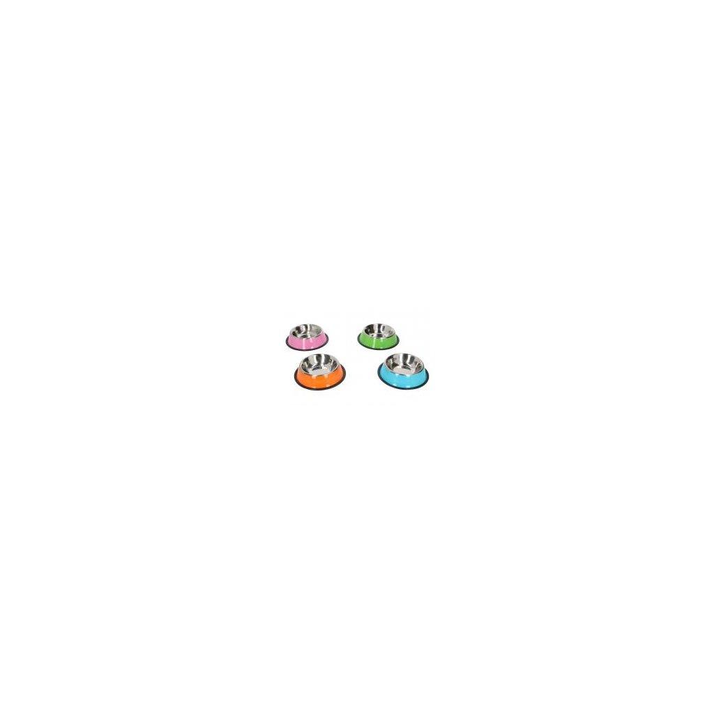 Miska pre zviera farebná 16cm  ZL00891, 10937/MOD - Modrá