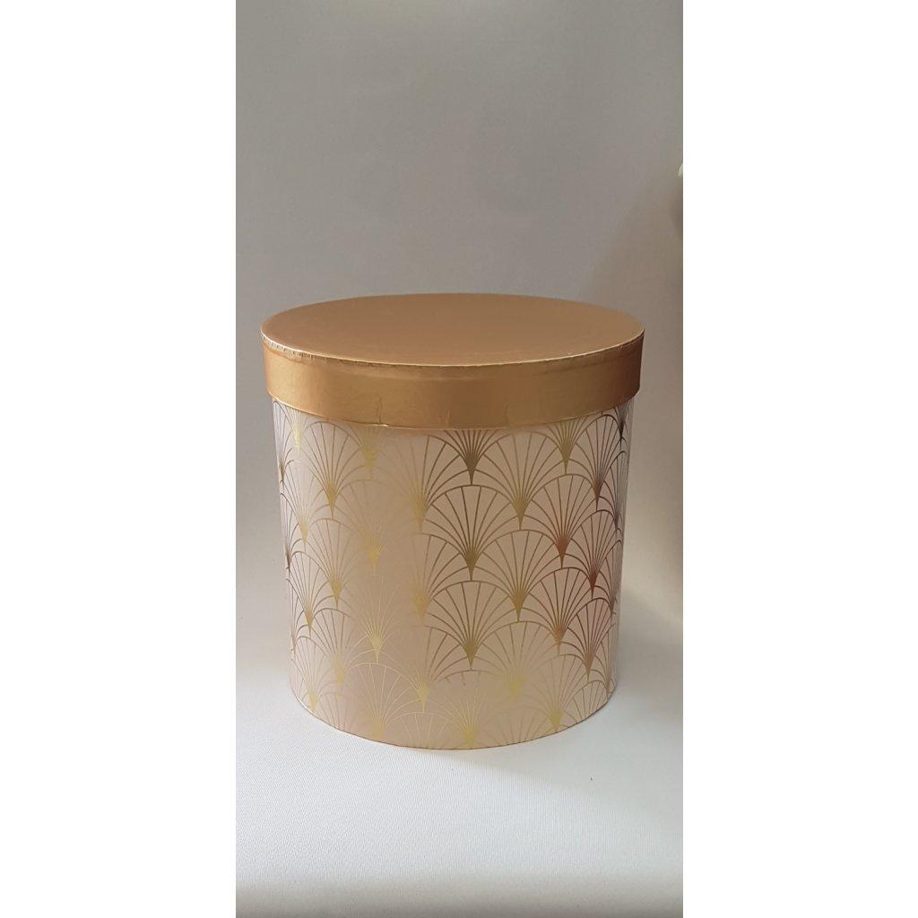 papierovy box na kvety w5623j