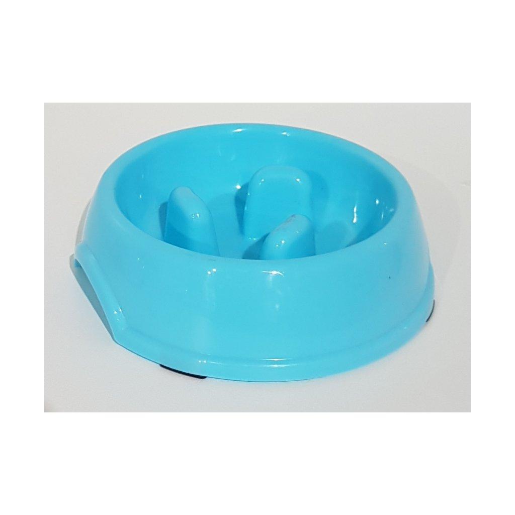 Miska pre psa modra ZL00064