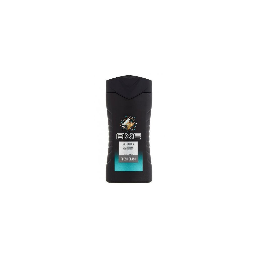 Axe Collision Leather and Cookies pansky sprchovy gel 250ml