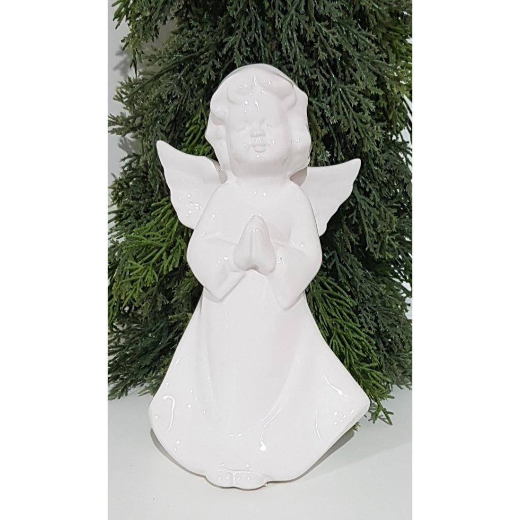 Keramicky anjelik JOL19657 2W