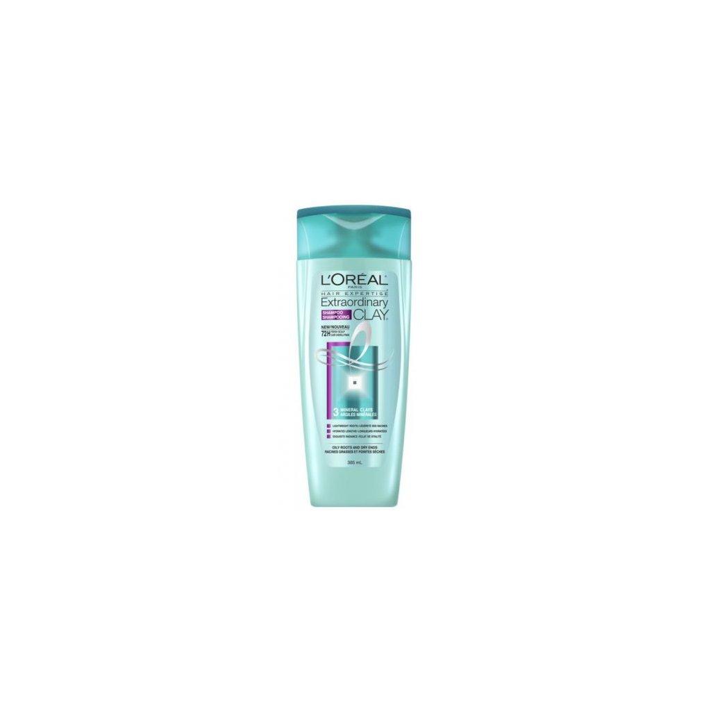 L ´ Oréal Elseve Extra Clay ocistujuci 400ml