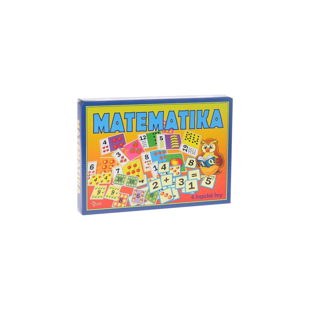 Logické hry Matematika v krabičke