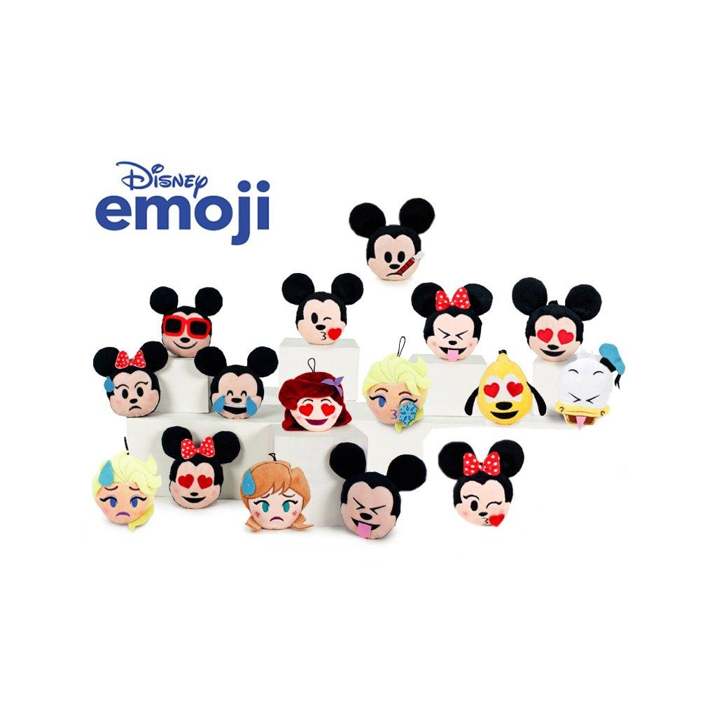 Disney emoji 11-15cm 16druhov 0m+
