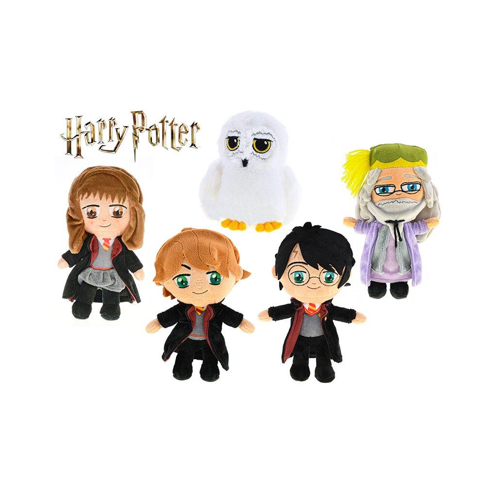 Harry Potter plyšový 20cm 5druhov 0m+