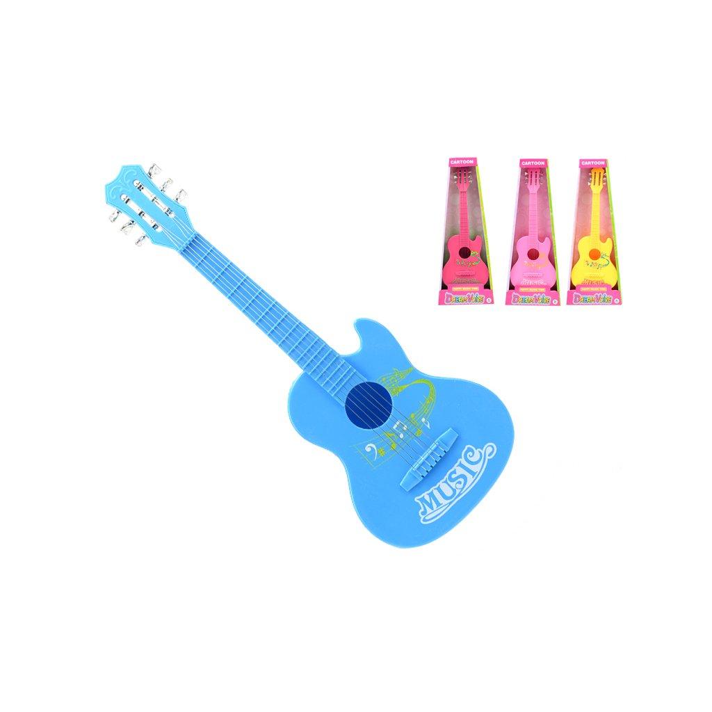 Gitara 29cm 4farby v krabičke