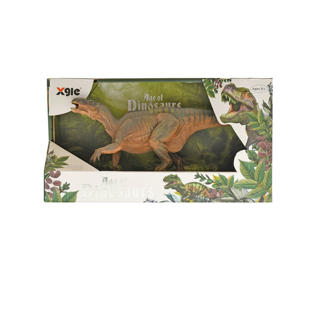 Dinosaurus Hadrosaurus 23cm v krabičke