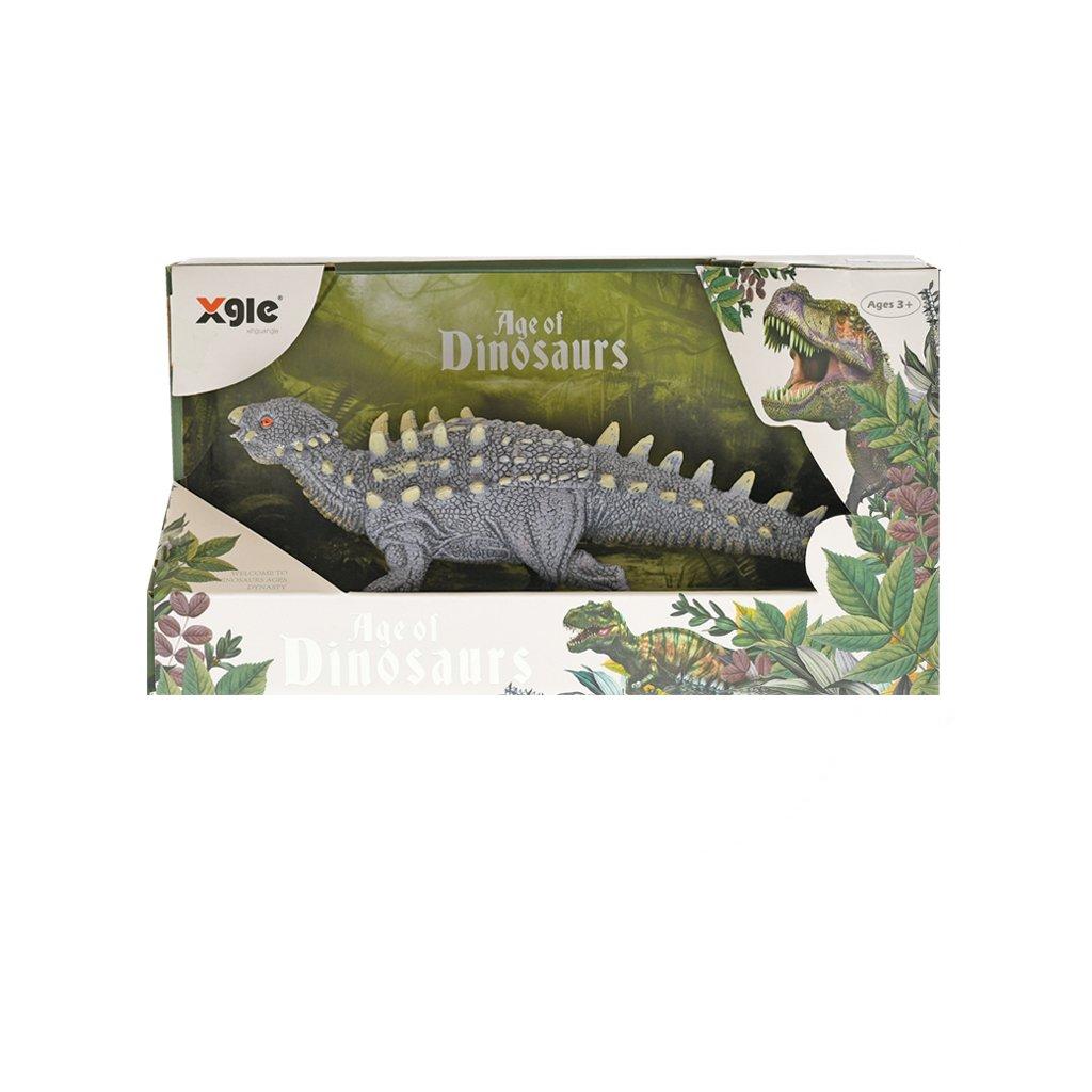 Dinosaurus Struthiosaurus 22cm v krabičke