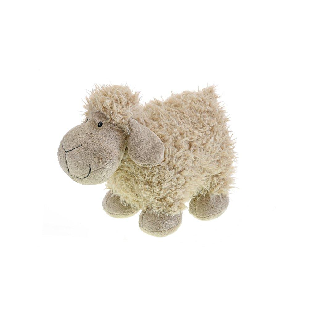 Ovca plyšová 20cm stojaca 0m+