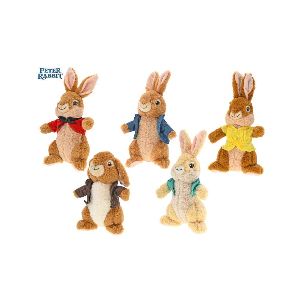 Peter Rabbit 35cm plyšové 5druhov 0m+