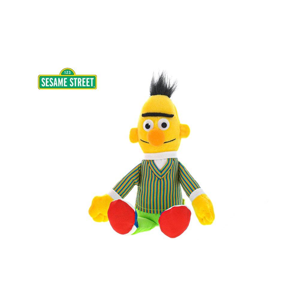 Sesame Street Bert plyšový 41cm 12m+